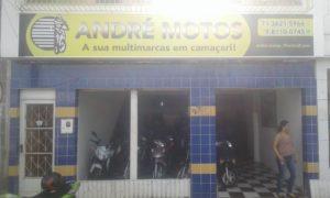 Andre motos